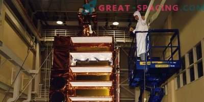 Vesoljsko plovilo RXTE bo vstopilo preko tropov