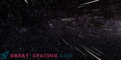 Maja nas bo udaril nov meteorski pršut.