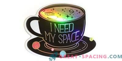 Koliko bo stala skodelica kozmične kave?