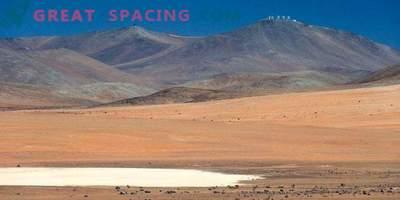 Čilska puščava je pripravljena iskati življenje na Marsu.