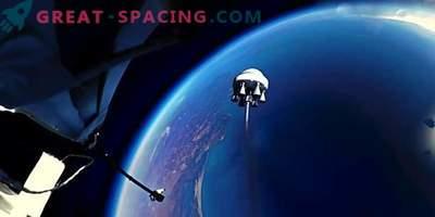 Video: Stratosferska krogla pošlje raketo v vesolje