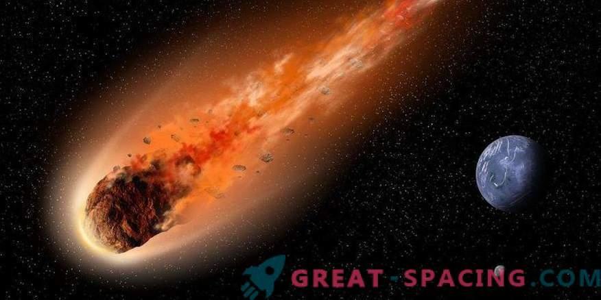 Asteroidi - največji izziv za človeštvo?