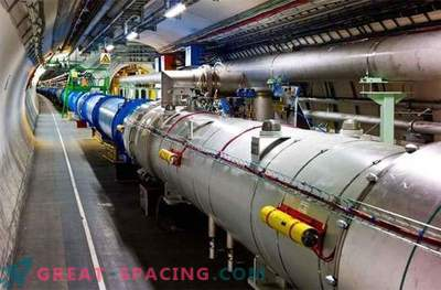 Large Hadron Collider is ready to find dark matter particles