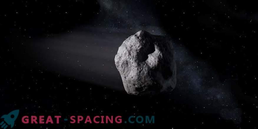 Nadzorovano jedrsko eksplozijo lahko zaščitijo Zemljani pred asteroidi