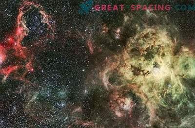 Znanstveniki so odkrili gama pulsar, ki se nahaja zunaj Rimske ceste