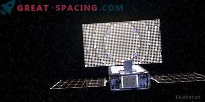NASA CubeSat, naslovnica za Mars