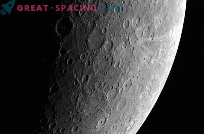 Merkurjevo magnetno polje je nastalo precej prej.