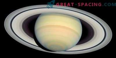 Welche Planeten im Sonnensystem haben ein Ringsystem
