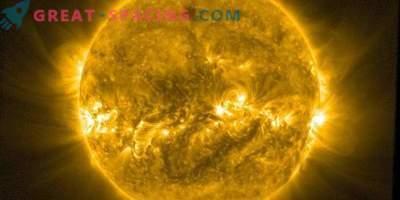 Spremljanje sončne dejavnosti