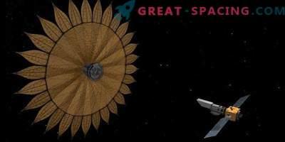Kako bo ogromna sončnica pomagala videti zunajzemeljske civilizacije