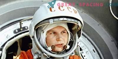 Prva ženska v vesolju. Kako je bilo?