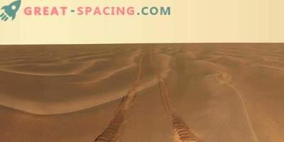 Nov način za iskanje marsovskega ledu