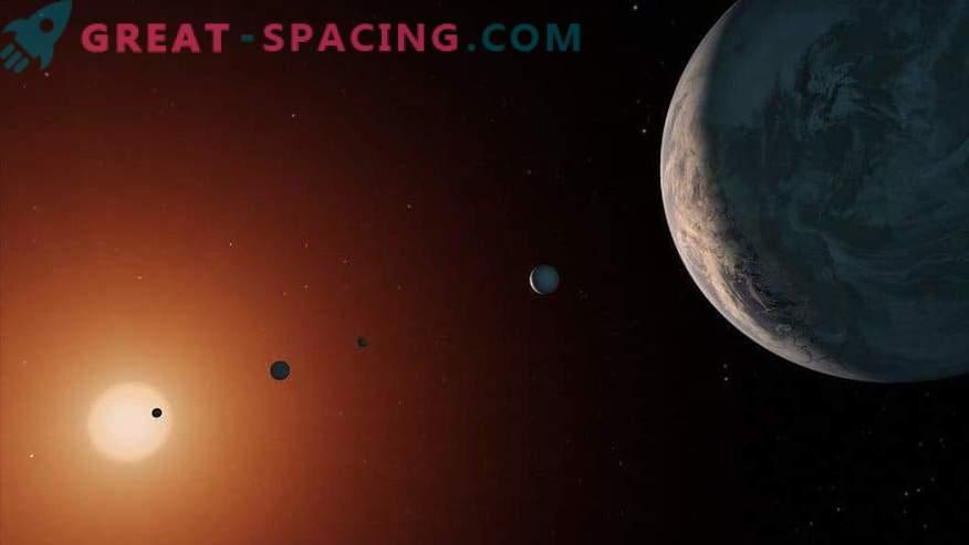 Tujci v bližini? Planeti TRAPPIST-1 so primerni za tuje življenje