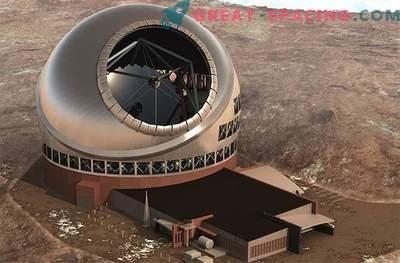 Protest na Havajih zavlačuje gradnjo ogromnega teleskopa