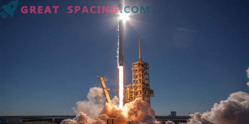 Falcon 9 se pripravlja na 50. lansiranje