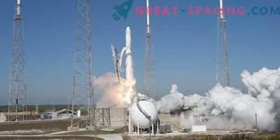 SpaceX lansira v soboto