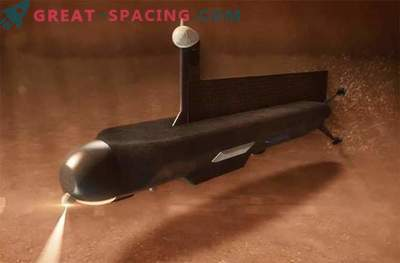 La NASA quiere enviar un submarino a los mares de Titán