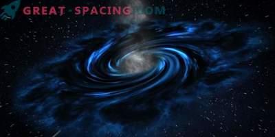 Ekstremno izmetavanje črne luknje iz Cygnus V404