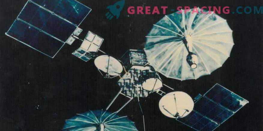 TDRS - nova doba v vesoljskih komunikacijah