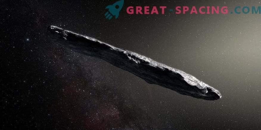 V raziskavi se je pojavil nenavaden medzvezdni asteroid