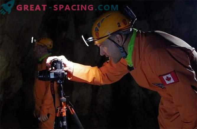 Arktični krater bo pripravil nove astronavte