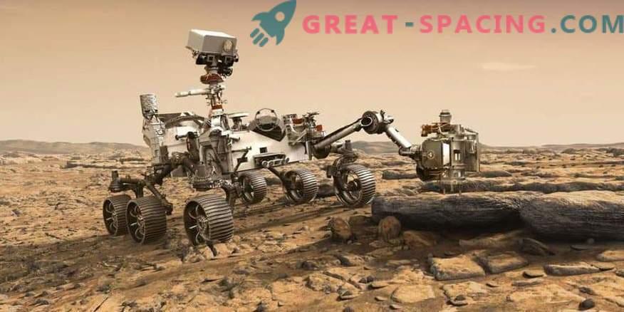 Kje bo prišlo do naslednjega marsovskega roverja?