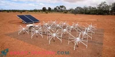 Širitev teleskopa MWA za proučevanje prvih zvezd