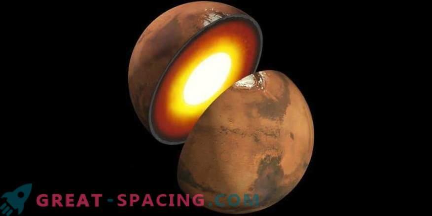 Tresenje na Marsu lahko spremeni planetarno znanost
