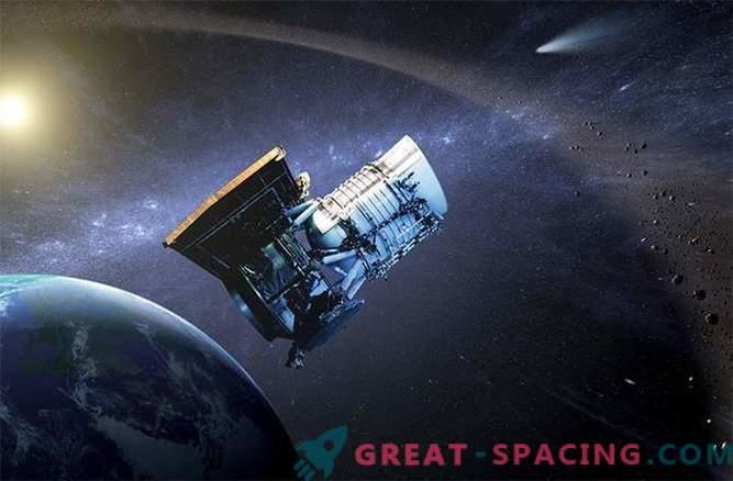 Zakaj je iskanje asteroidov tako težko?
