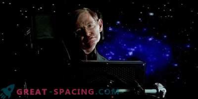 Koliko so Hawkingovi predmeti? Slavni predsednik fizike je prinesel več od pričakovanega