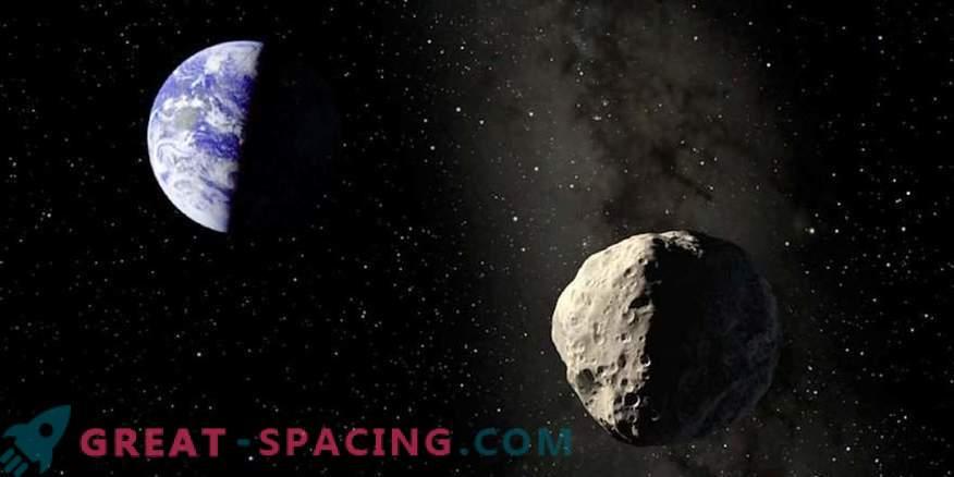 Ena od 100.000 možnosti napada na asteroid