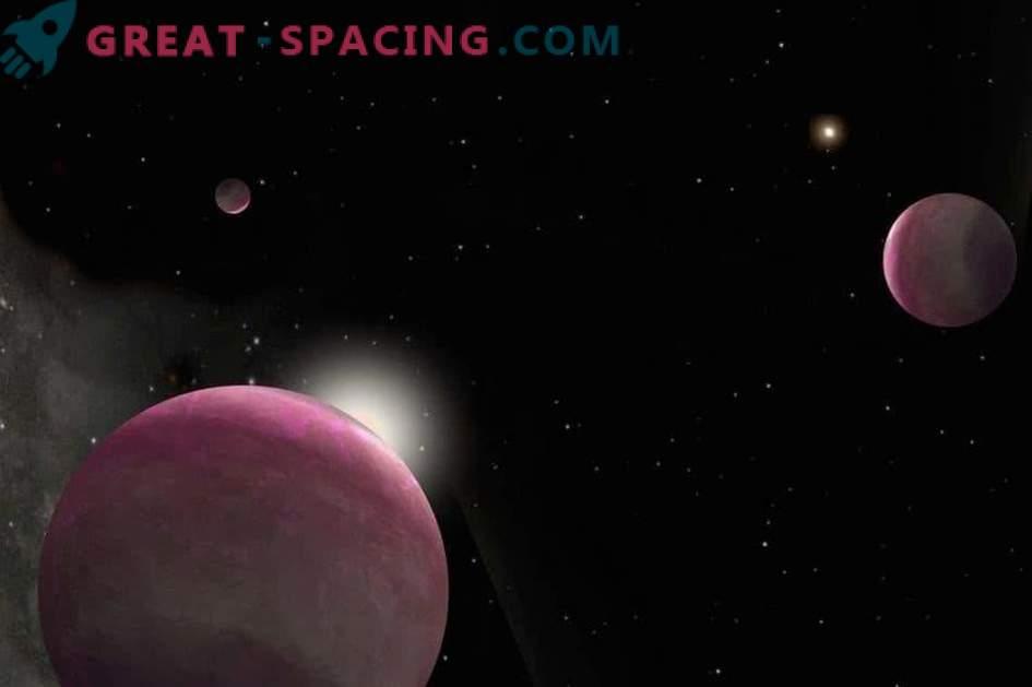 Najbolj neverjetne eksoplanete, odkrite leta 2016