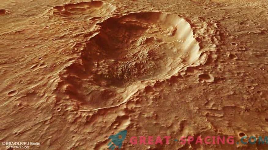 Trojni udarec na Mars