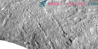 Notranja evolucija Ceres