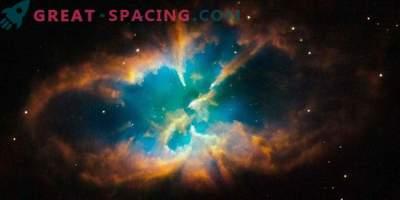 Zvezdna eksplozija bi lahko povzročila nastanek sončnega sistema.