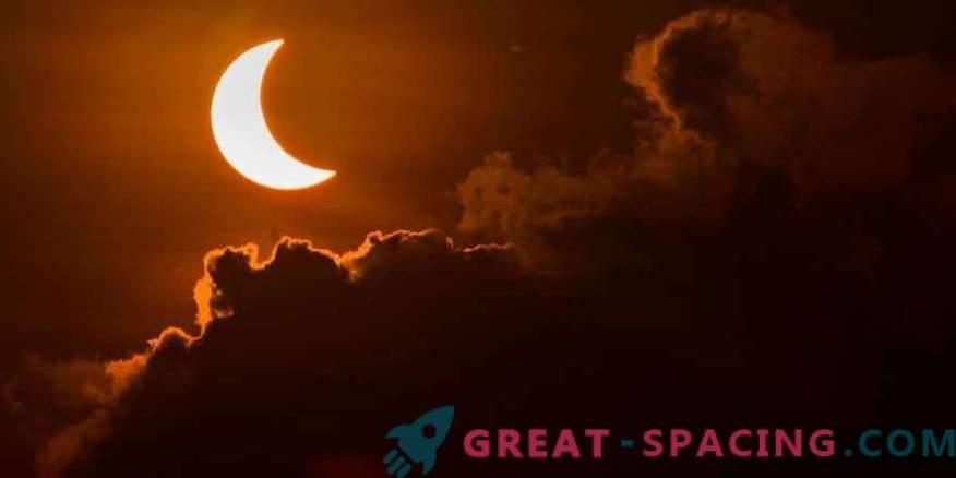Sončni mrk je priložnost za civilne znanstvenike