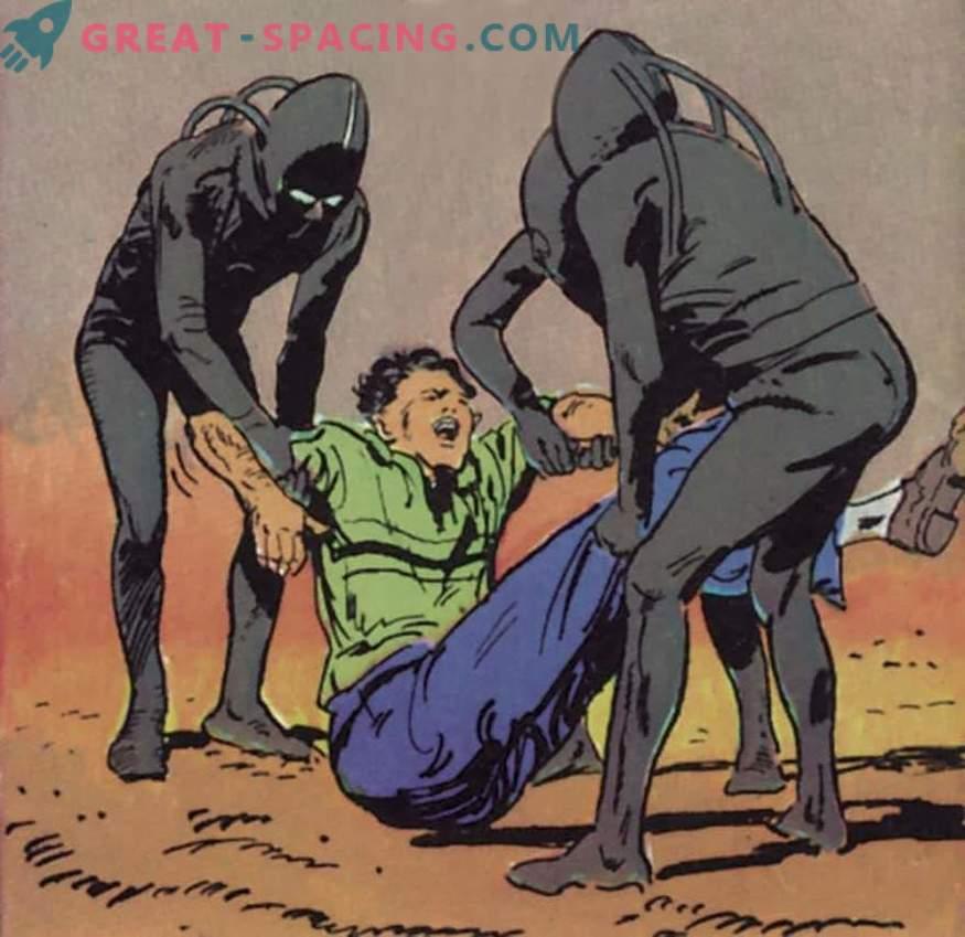 Kmet je prepričan, da so ga zunajzemeljska bitja ugrabila leta 1957.