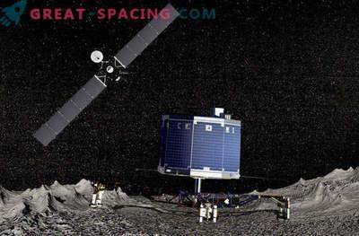 Philova vesoljska sonda je budna!