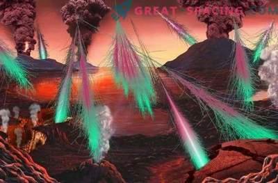 Solar superflash bi lahko ustvaril življenje na Zemlji