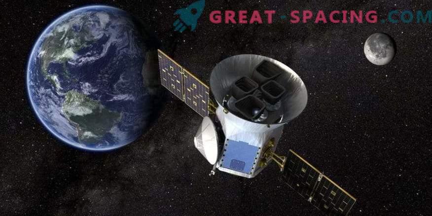 TESS prikazuje prvo exoplanet!