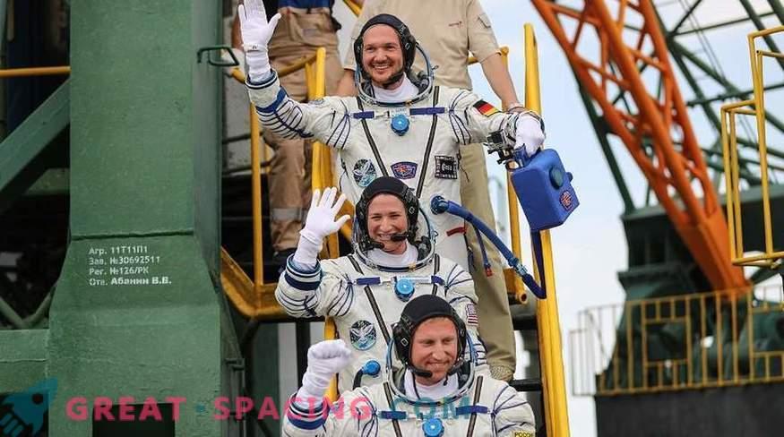Zakaj so Roskosmos potrebovali kamere na ruskem delu ISS
