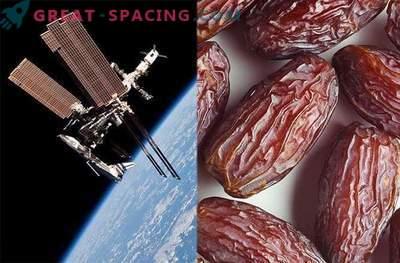 Vesoljske suhe slive za zdravje astronavtnih kosti