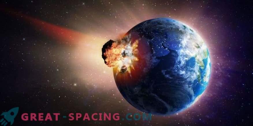 Življenje se lahko po rojstvu asteroida ponovno rodi. Nove raziskave