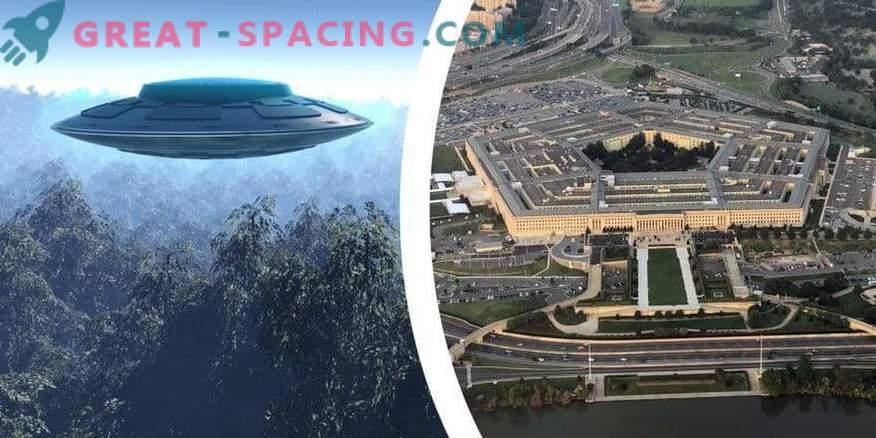 Kaj je znano o programu Pentagona za preučevanje nezemeljskih objektov