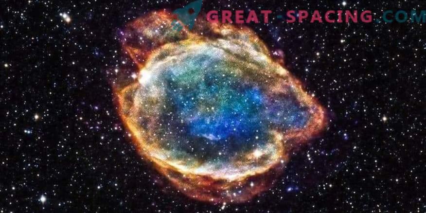 Galaktiska grannskap skämmer överens med döende massiva stjärnor och svarta hål