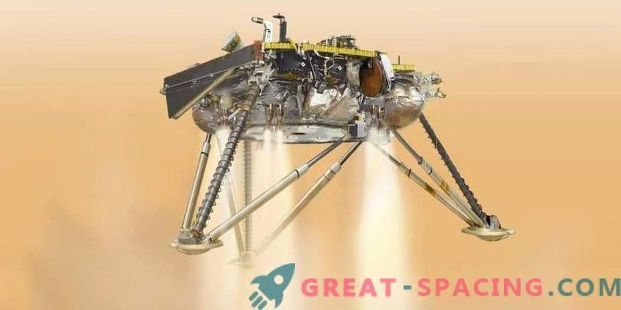 NASA InSight se pripravlja na pristanek na Marsu!