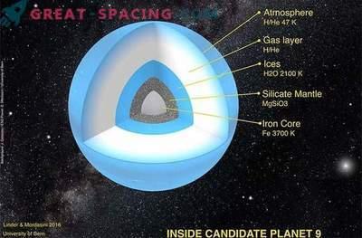Lov na deveti planet: od česa je narejen?