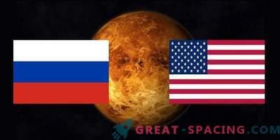 Rusija in Združene države Amerike bosta sodelovali pri študiji Venere
