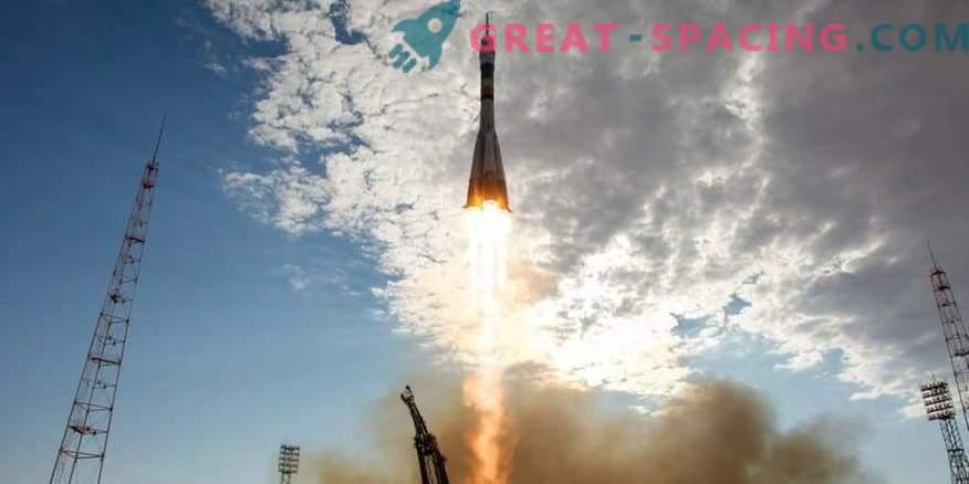 Boeing želi prodati ruske vesoljske misije NASA