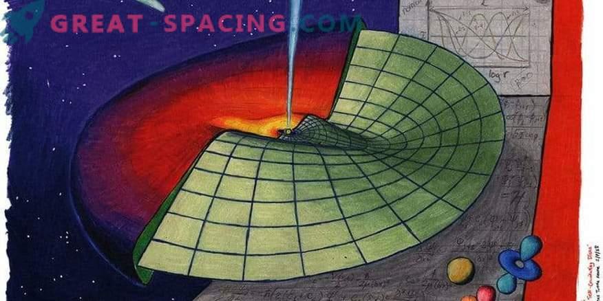 Masivni astrofizikalni objekti so določeni s subatomsko ravnjo